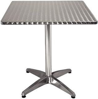 Bolero Table de bistrot cg834, Carré