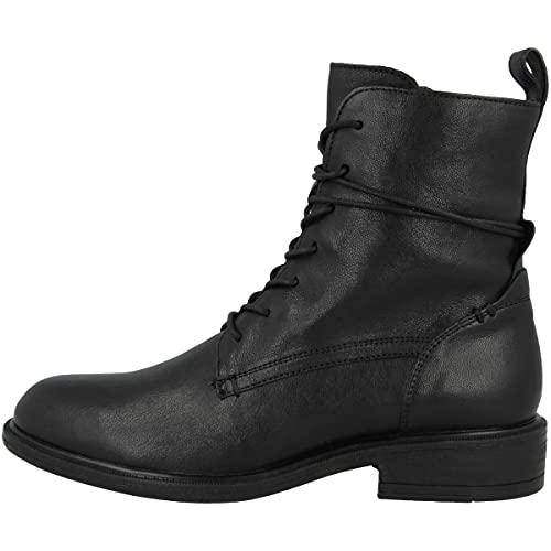 Geox D CATRIA, Boots Femme, Black, 39 EU