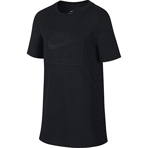 Nike Kinder Dry Trainingsshirt T-Shirt, schwarz, S - 128-137 cm