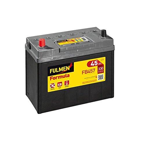 Fulmen - Batería para coche FB457 12V 45Ah 330A - Batería(s)