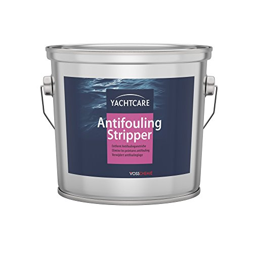 Yachtcare Antifouling Stripper 2,5L - wirkungsvoller Antifouling Entferner