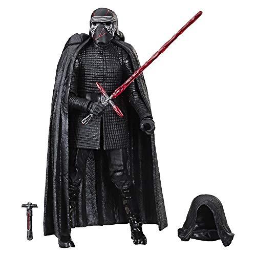 Hasbro Star Wars- The Black Series Leader Supremo Kylo Ren Action Figure da Collezione Ispirata al Film Star Wars: L'Ascesa di Skywalker, Multicolore, E4076ES1