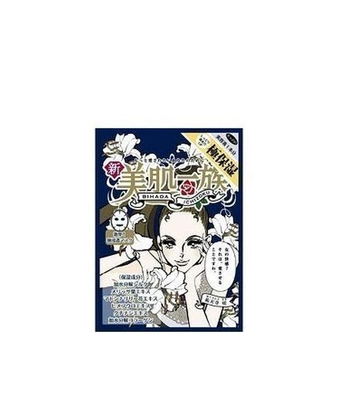 小さな感嘆符著者新美肌一族 祐天寺咲 シートマスク (1枚/33mL)