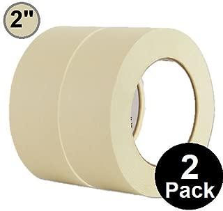 1InTheOffice General Purpose Masking Tape 2 inch x 60.1-Yards, 3