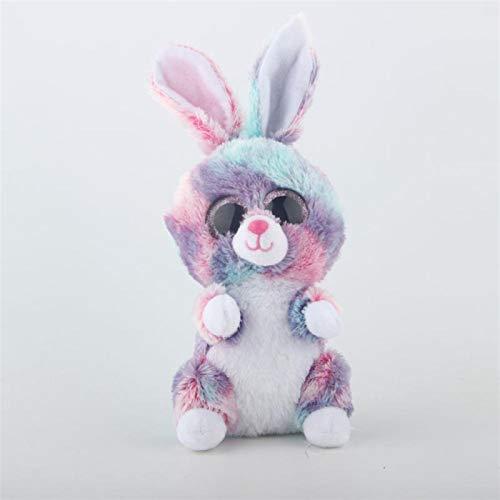 Plüschungen Mütze gefüllt & Plüsch Tiere Bunte Kaninchen Spielzeug Puppe Bunny Weiches Spielzeug Wxizhu