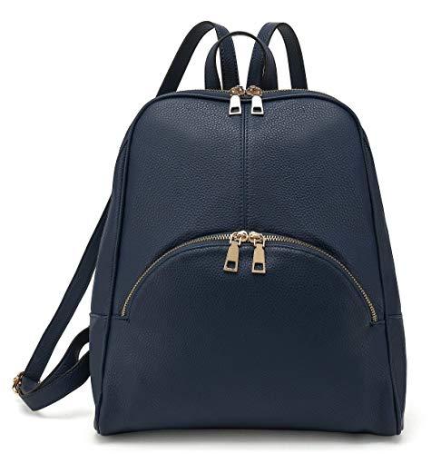 Scarleton Casual Fashion Handbag Backpack, Purses for women, Backpack for women, Ultra Soft Washed Vegan Leather, H1608