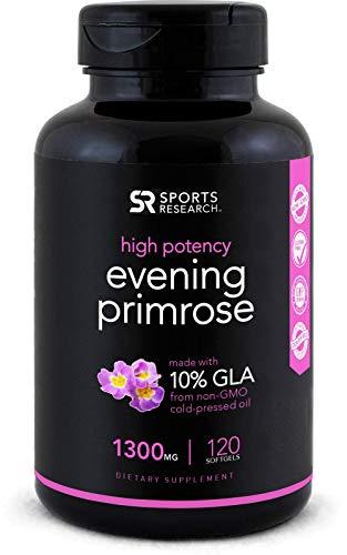 Evening Primrose Herbal Supplements