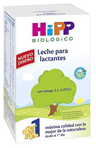 HiPP Biológico Leche de Inicio 1 - 600 gr