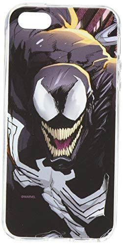 Ert Group MPCVENOM327 Custodia per Cellulare Marvel Venom 002 iPhone 5/5S/SE