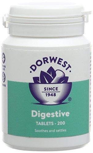 Dorwest Digestive Supplement Tablets (Size: 200 Tablets),