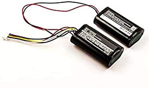 Batería para Beats Pill XL (Iones de Litio, 7,4 V, 5200 mAh, 38,5 WH, 2 células conectadas)