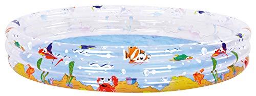 Best Sporting aufblasbarer Pool Sea World, Planschbecken Verschiedene Ausführungen (170 x 53 cm)
