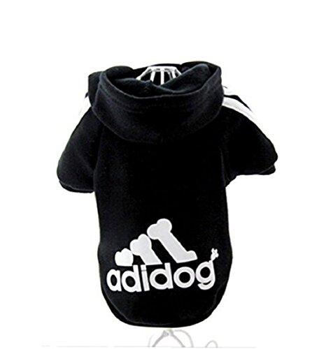 KayMayn Adidog Sport Sweat à capuche pour chien/chat Taille S à 9XL 7 couleurs