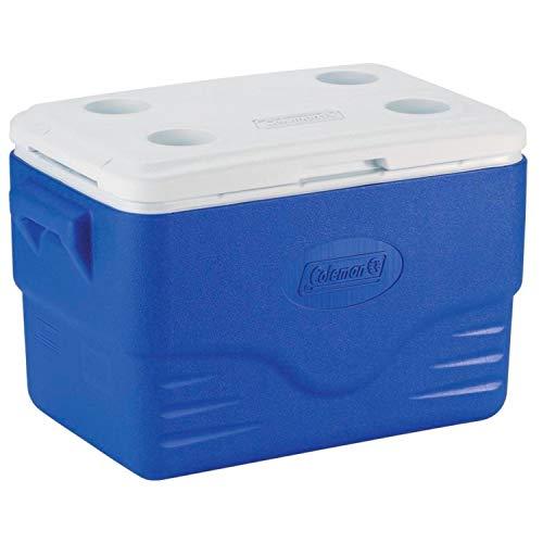 Coleman 36 Quart Performance Cooler , Blue