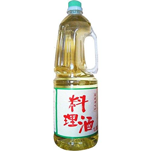 サン サンフーズ 発酵調味料料理酒 1.8L [6480]