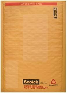 Scotch Smart Mailer, 6 in x 9 in, Size #0, 25-Pack (8913-25)