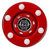 Franklin 12247F1 NHL Pro Commander - Disco de Hockey Callejero, Color Rojo