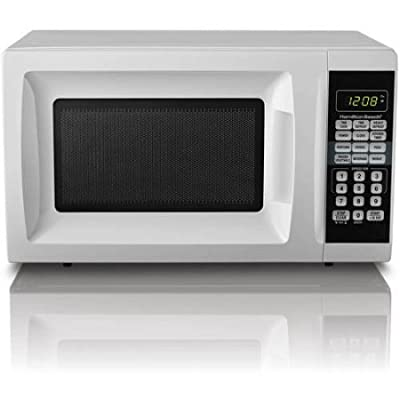 700 Watt.7 Cubic Foot Microwave (White)