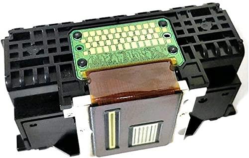 Accesorios de Impresora Cabezal de impresión Qy6-0082 a Todo Color Cabezal de impresión Apto para Canon IP7200 IP7210 IP7240 IP7250 MG5410 MG5420 MG5440 MG5450 MG5460 MG5470 MG5500 (Color: Negro)