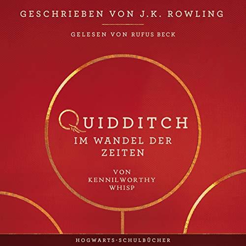 Couverture de Quidditch im Wandel der Zeiten (Hogwarts Schulbücher 2)