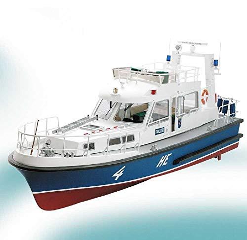 HE 4 Polizeiboot Baukasten