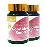 GinSen Good Men Remedy Helps with Male Fertility, Sperm Motility, Sperm Count, Fatigue