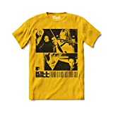 Mush dressyourstyle T-Shirt Kill Bill Revenge Uomo -...