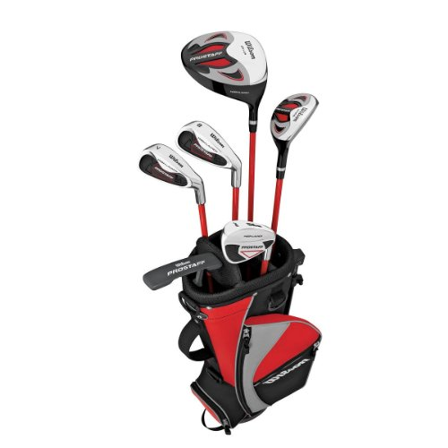 Set Golf Junior Marca Wilson