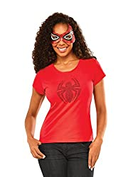 Spider-girl tee