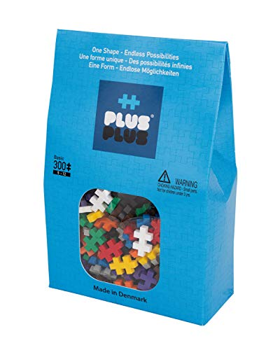 Plus-Plus A/S - Mosaicos con Rejilla