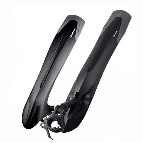 Bicycle fender Fahrradkotflügel, Mountainbike-Kotflügelschlamm vor und nach 26 Zoll 29 Zoll 27.5 Zoll Fahrradkotflügel verstellbares elektrisches Autozubehör