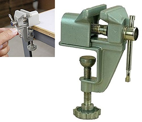 Mini Table Vise Hobby Jewelry DIY Repair Tool Clamp Portable Bench Vise by ALAZCO (1)