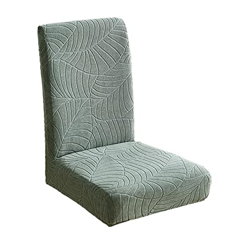 Baoblaze Fodere Elastiche per sedie da Pranzo Fodere Decorative per sedie da Sala da Pranzo Fodere per sedie da Cucina Lavabili per Sala da Pranzo, Hotel, Verde