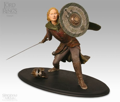 Lord of the Rings: Eowyn as Dernhelm (Miranda Otto) Statue by Sideshow Collectibles!