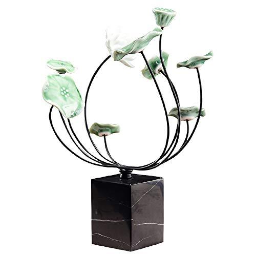 Gal Mädel Metall Dekoration Handwerk Dekoration kreative Schreibtisch Dekoration innendekoration marmor Dekoration 8 * 8 * 35 cm