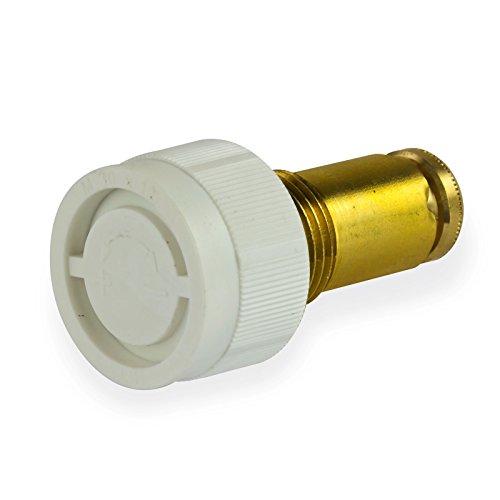Oventrop 1018080 Ventileinsatz GH-mit 6 Voreinstellwerten, AG 1/2 Zoll