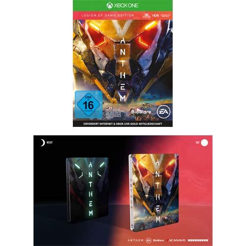 Anthem - Legion of Dawn Edition inkl. Steelbook - [Xbox One]
