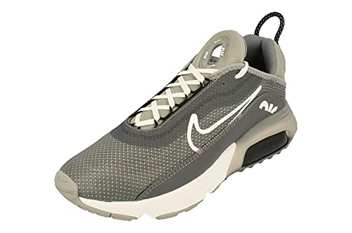 Nike Air MAX 2090 Hombre Running Trainers CZ1708 Sneakers Zapatos (UK 6.5 US 7.5 EU 40.5, Medium Grey White 001)