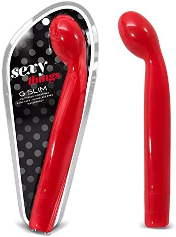 Adult Sex Toys Sexy Things Scarlet Max 40% OFF G Red New product!! Slim -