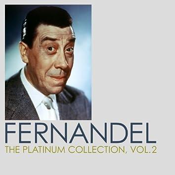 Fernandel, The Platinum Collection, Vol. 2