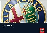 Alfa Romeo Autorradio Instrucciones 2007, 2008, 2009 Español