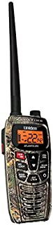 Uniden Atlantis 295 Handheld Floating 2-Way 6W Dual Band GMRS/VHF Marine Radio - Camouflage