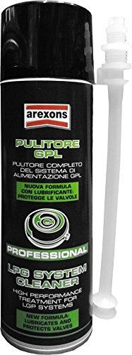 Limpiador GPL Arexons 9837 – Nueva fórmula completa con lubricación inyectores y válvulas