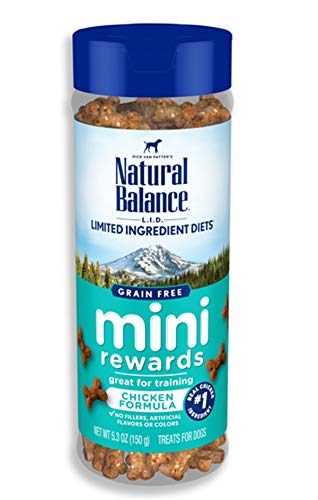 Natural Balance Limited Ingredient Diets Mini Rewards