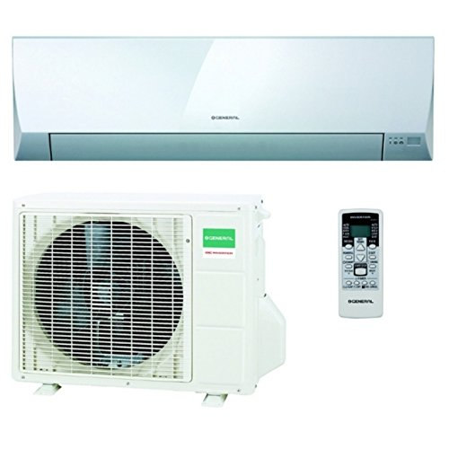 Climatizzatore / Condizionatore Fujitsu General 9000 Btu Ashg09Llc Asyhg09Llc Monosplit Inverter