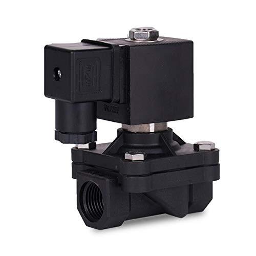 TFGUOqun Dauerhaft Kunststoff-Gartenbewässerung Magnetventil, Schaltventil, Electronically Controlled Wasserhähne Elektrisches Magnetventil (Specification : 1/2