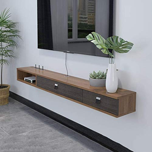 ZY-XSP Schwimmdock Regale Moderne Tv-Möbel Kleine Wohnung Wohnzimmer Schrank...