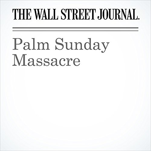 Palm Sunday Massacre copertina