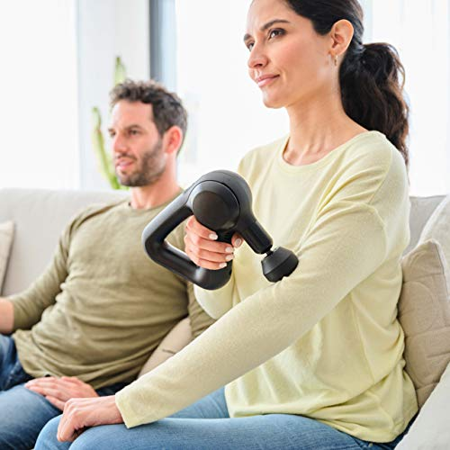 Theragun Prime - All-New 4th Generation Percussive Therapy Deep Tissue Muscle Treatment Massage Gun
