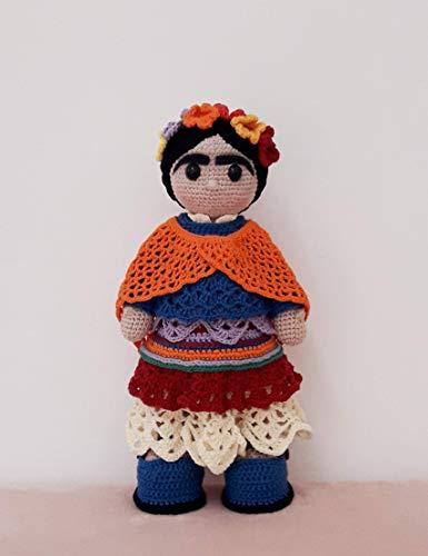 muñeca pituka frida fabricante Irene Amormío